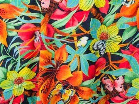 Tropic Print S M L Casu tendencias tropicales paperblog