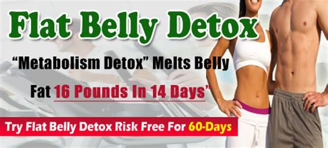 Flat Belly Detox Scam by Flat Belly Detox Review 2017 Secret Finally