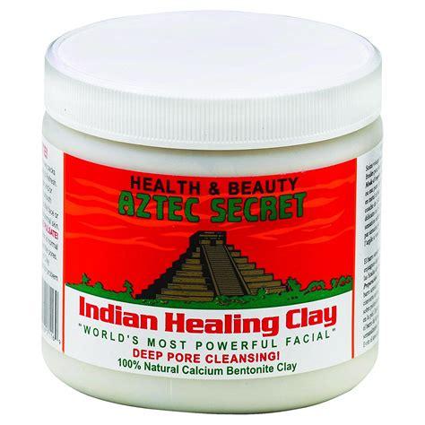 Aztec Cleanse Detox by 1lb Aztec Secret Indian Healing Clay Pore Cleansing