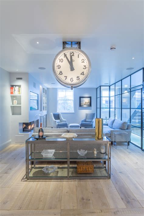 modern clocks for living room modern wall clock living room midcentury with mid century area rugs