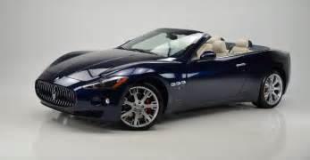 2012 Maserati Granturismo Convertible 2012 Maserati Granturismo Convertible Information And