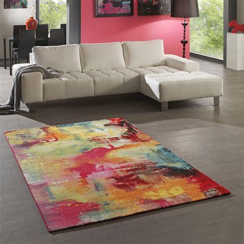 tapis salon tapis belo 4 multicolore de la collection unamourdetapis