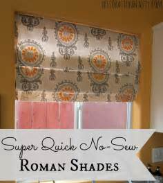 Target Window Blinds Restoration Beauty Super Quick No Sew Roman Shades