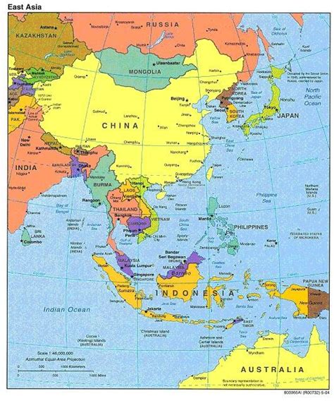 asia australia map asean s regional cooperation and multilateral relations
