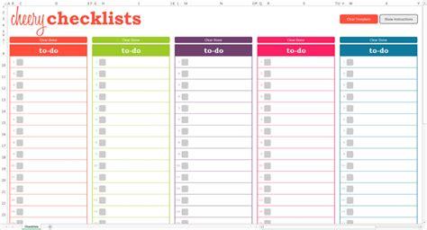 13 Checklist Templates Word Excel Pdf Formats Editable Checklist Template Word