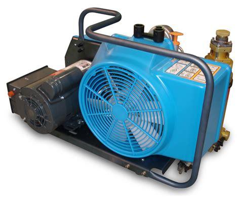 junior ii  oceanus portable scuba diving air compressors