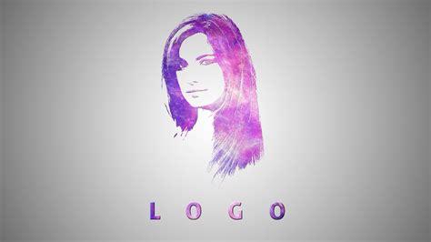 photoshop simple logo design tutorial youtube photoshop tutorial galaxy logo design from face youtube