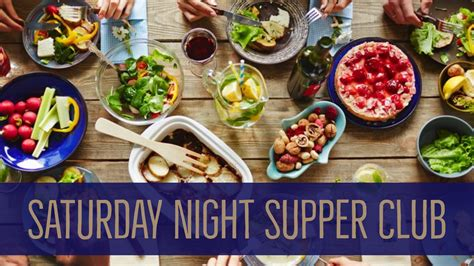 the saturday supper club books connect rofum