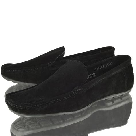 mens suede driving loafers mens suede leather driving shoes casual slip on boys