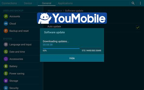Samsung Tab 4 Update firmware samsung galaxy tab 4 7 0 lte sm t235 official android 5 1 1 lollipop