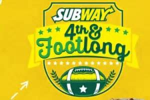 Coca Cola Instant Win Game - coca cola subway fourth and footlong sweepstakes