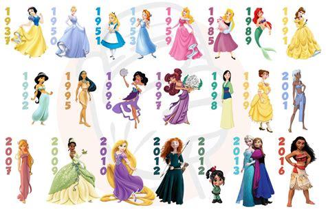 disney princesses les 2013237219 princesses disney l 233 volution et la condition feminine avec le temps