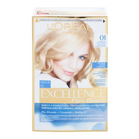 L Oreal Excellence Creme l or 201 al excellence creme farba do w蛯os 243 w iperfumy pl