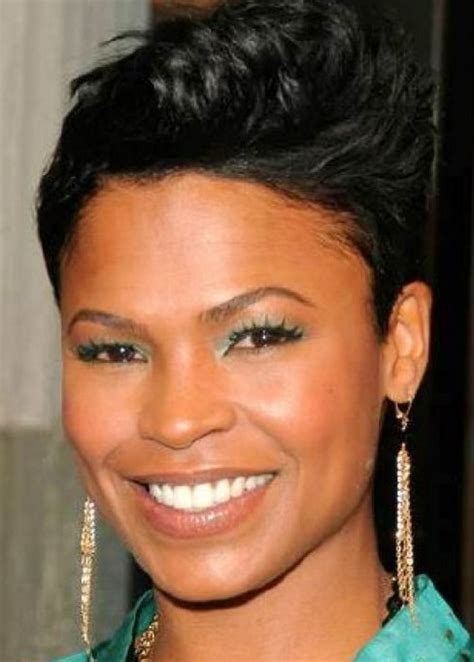 spick hair sytle for black spiked short black hairstyle hairstyles weekly