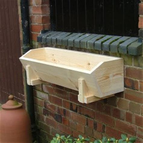 wooden window boxes uk window boxes bolas crafted from pine