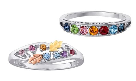 50 personalized family birthstone rings from limog 233 s