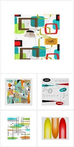 mid century atomic inspired fabrics images mid