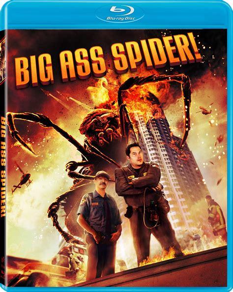 Big Ass Spider Fimfiction - big ass spider re release spins a web dread central