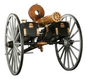 machine guns civil war gatling gun