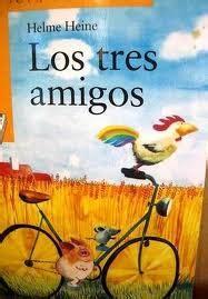 libro los tres amigos sopa primeros pasos en primaria los tres amigos
