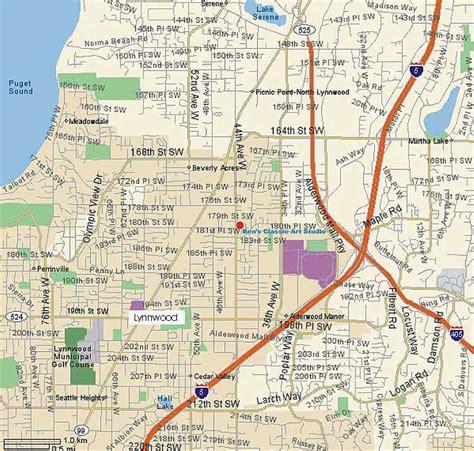 mapquest seattle wa lynnwood wa map slowcatchup