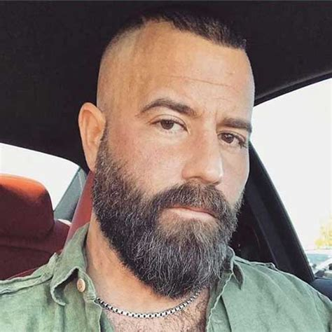 Bearded Mens Hairstyles by Stylish Bearded Guys And Cool Hairstyles Mens Hairstyles