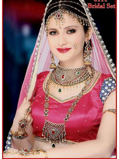 Exclusive Set polki bridal jewelry bridal wear jewellery wholesale