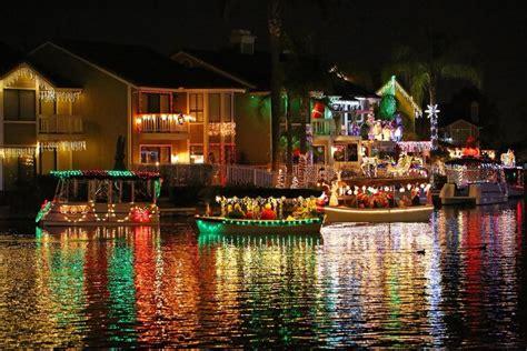 east lake village christmas boat parade 2017 yorba linda christmas lights lake decoratingspecial