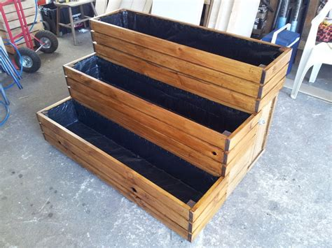Made To Order Planter Boxes In Melton South Vic Outdoor Planter Boxes