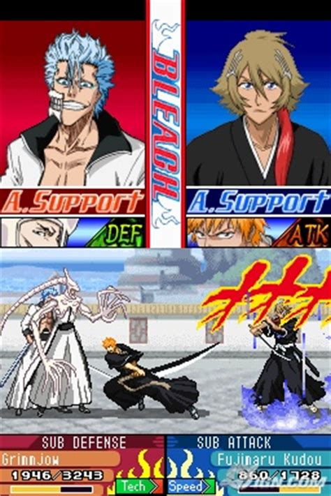 emuparadise bleach bleach the 3rd phantom us venom rom