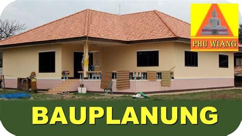 Haus Bauen Thailand by Hausbau In Thailand 1 6 Bauplanung สร างบ านใหม แผนการ