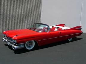 1959 Cadillac Convertible 1959 Cadillac Series 62 Convertible 79053