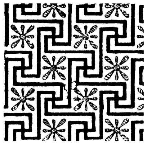 alternating pattern in art 130 cate brown alternating rhythm