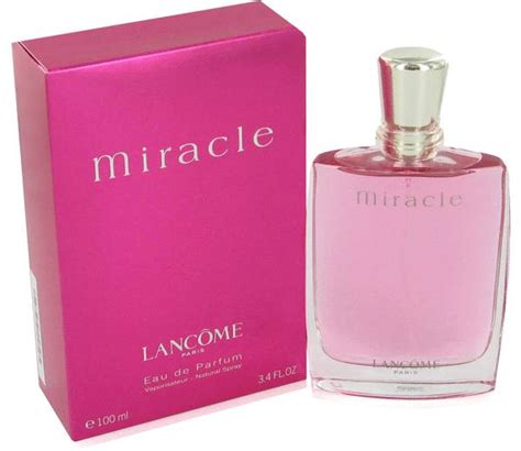 Lancome Miracle miracle perfume for by lancome
