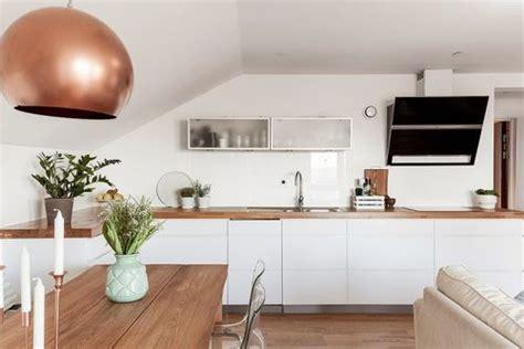 cocina encimera madera decoraci 243 n de cocinas con encimera de madera