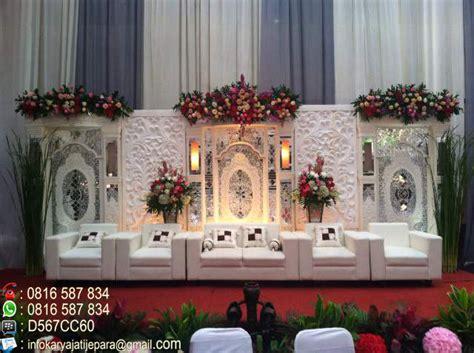 Dekorasi Set Murah set dekorasi pelaminan minimalis ini merupakan salah satu