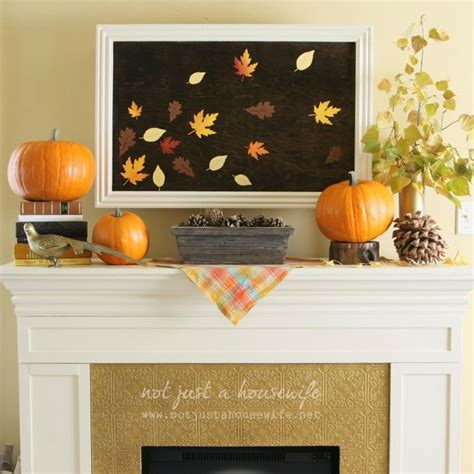 diy fall decor diy fall decor with not just a