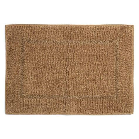 bathroom rugs clearance dan river 174 17 quot x 24 quot tan bath rug big lots