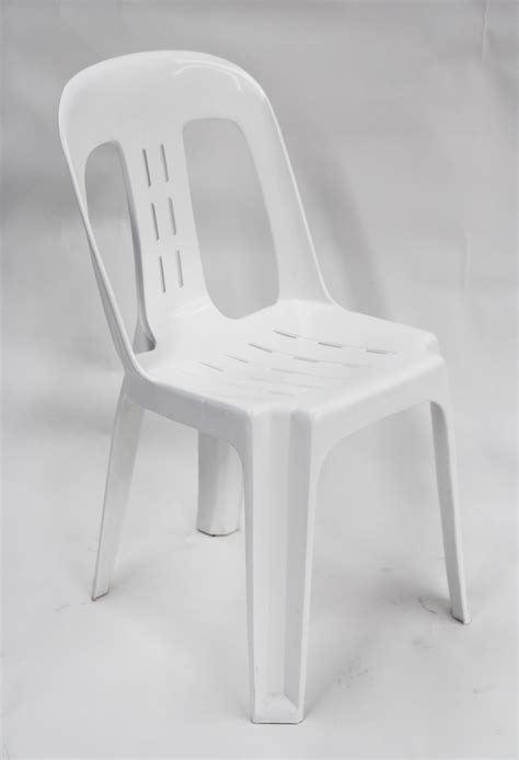 White Plastic Stackable Chairs by Stackable Plastic Chair White Celebrate Hire