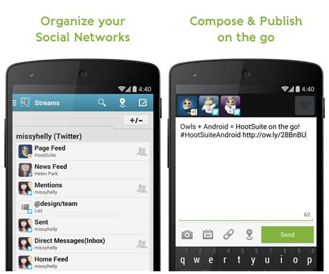 hootsuite for android top 11 apps for android 2014