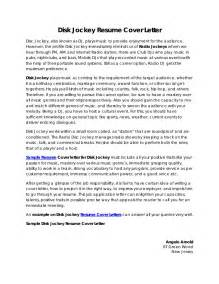 Radio Editor Cover Letter by Radio Station Letters Wiring Diagram Website