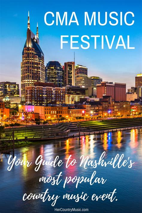 country music events nashville cma festival tickets and info cma festival