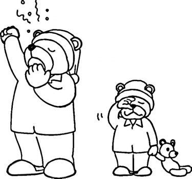 hibernation coloring pages preschool 29 best hibernation images on pinterest winter
