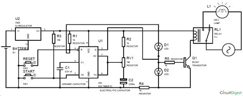 capacitor resistor timer time delay circuit using resistor and capacitor 28 images voltage and current calculations
