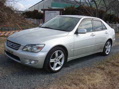 toyota altezza rs200 toyota altezza rs200 1999 used for sale