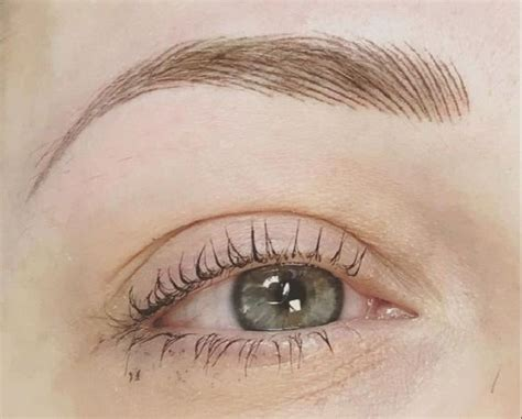 tattoo eyebrows for blondes are you a true blonde or a bronde permanent make up