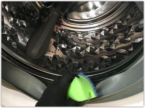 schimmel auf gummi entfernen 6097 stinkende waschmaschine reinigen schritt f 252 r schritt