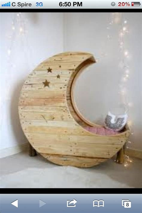 The Moon Cradle Www Lolleyweb - 10 best images about project remake toddler bed on