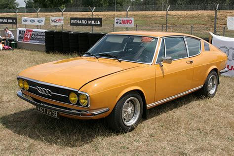 1969   1976 Audi 100 Coupe S   Images, Specifications and