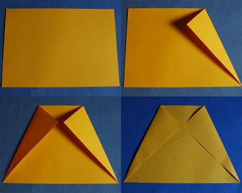 Polygon Paper Folding - on math moving from rectangle paper to other